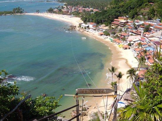 Hotel Pousada Natureza: Vista de Morro