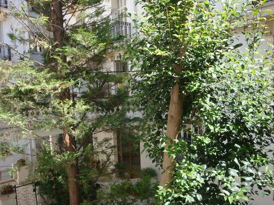 Hotel Cronstadt : Från fönster