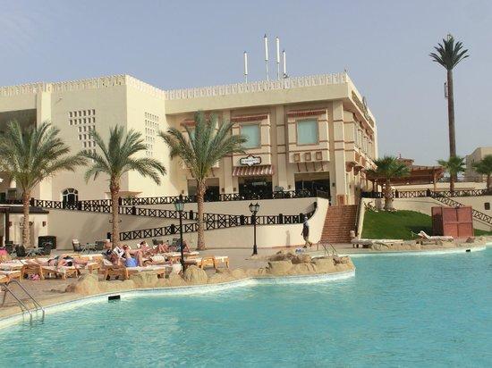 Royal Albatros Moderna Sharm el-Sheikh: Italian Restaurant view