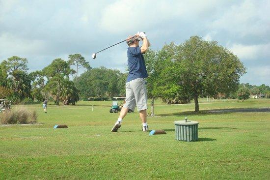 Club Med Sandpiper Bay : Golf