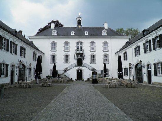 Bilderberg Kasteel Vaalsbroek : The Castle (front view)