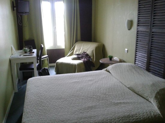 Hotel de l'Ocean : Chambre numéro 9