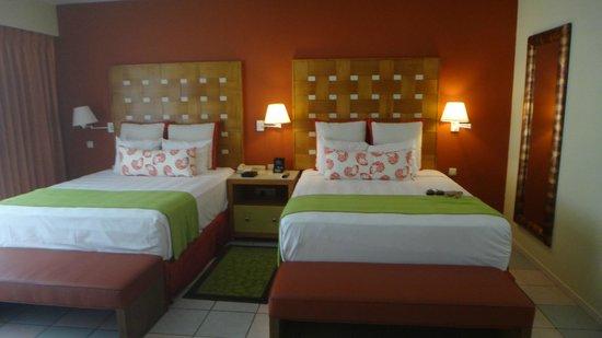 Sunscape Curacao Resort Spa & Casino: Camas