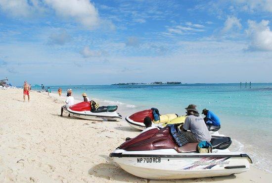 Melia Nassau Beach - All Inclusive : jet ski