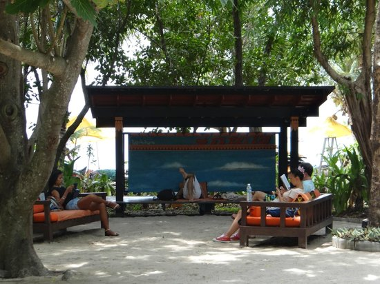 Zeavola Resort : Lobby