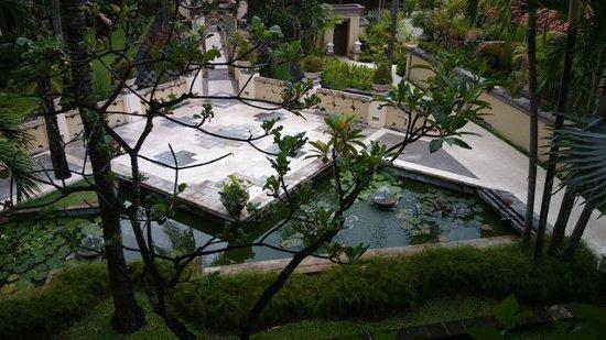 The Tanjung Benoa Beach Resort Bali : Hotel view 1st floor