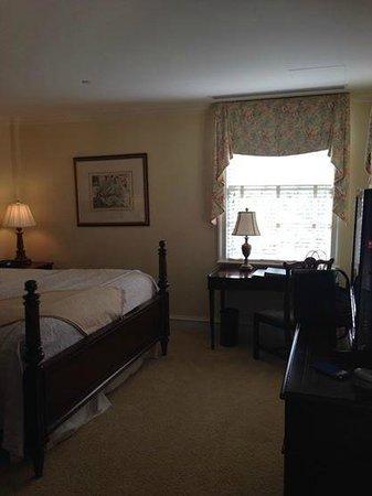 Keswick Hall: Suite