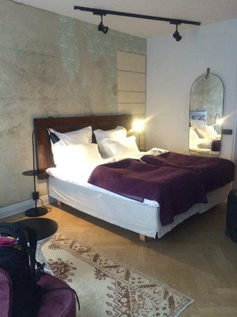 Story Hotel Riddargatan: The bed