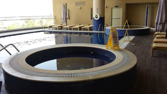 DoubleTree by Hilton Hotel Aqaba : Pool
