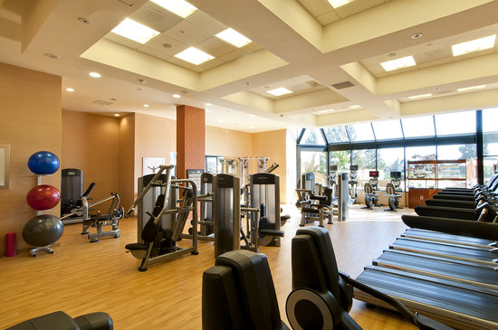 San Diego Marriott La Jolla: Fitness Center