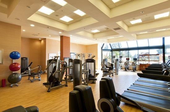 San Diego Marriott La Jolla : Fitness Center