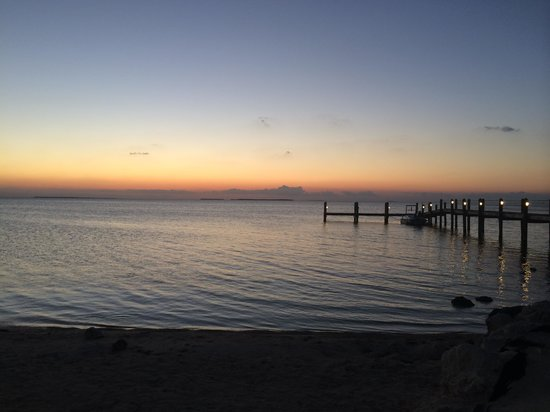 Marker 88 : Beautiful sunset