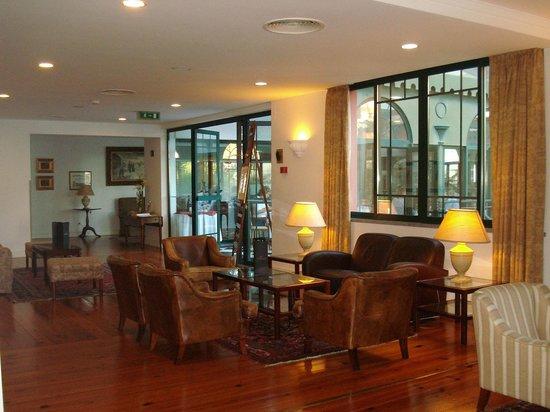 Quinta do Monte : un salon romantique