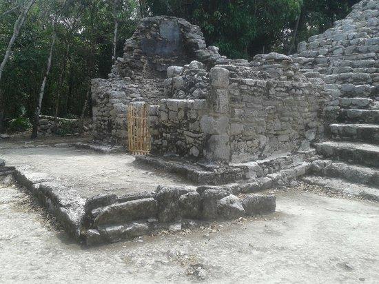 Ruinas de Coba: rovine