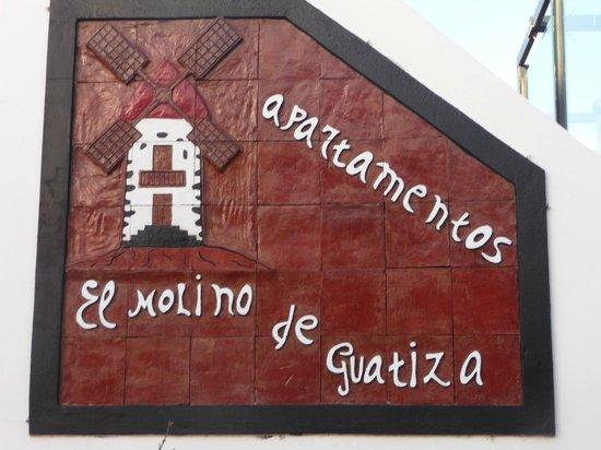 Molino de Guatiza Apartments: El molino