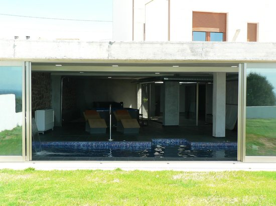 Hotel Mar da Ardora: VIsta desde el exterior spa