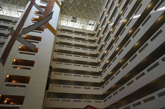 Holiday Inn Denver East-Stapleton: Schönes Hotel