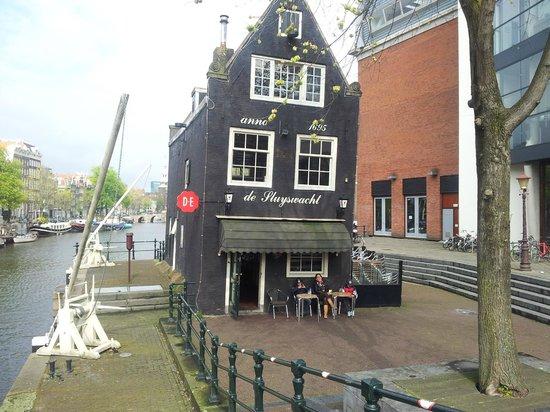 Cafe De Sluyswacht : all'apertura