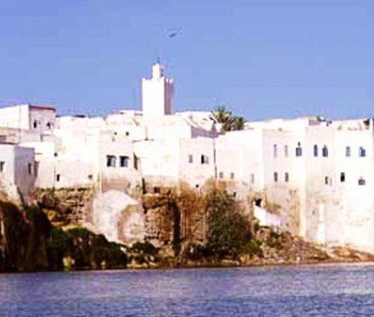 Riad7 vue médina Azemmour