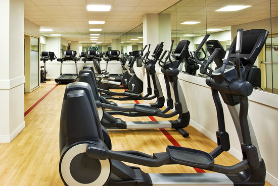 Sheraton Austin at the Capitol: Fitness Center