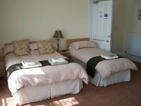 Lindores Guest House : Bedroom