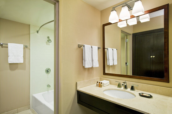 Sheraton Austin at the Capitol: Guest Bathroom