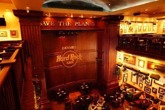 Hard Rock Cafe: HRC Denver