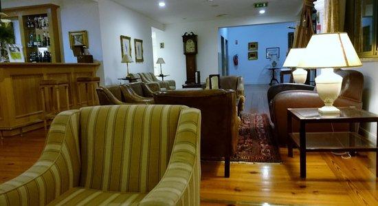 Quinta do Monte : salon lounge