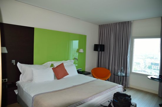 Crowne Plaza Tel Aviv City Center: Schlafzimmer