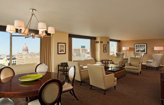 Sheraton Austin at the Capitol: Presidential Guest Room