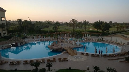 Hilton Pyramids Golf Resort: Pool