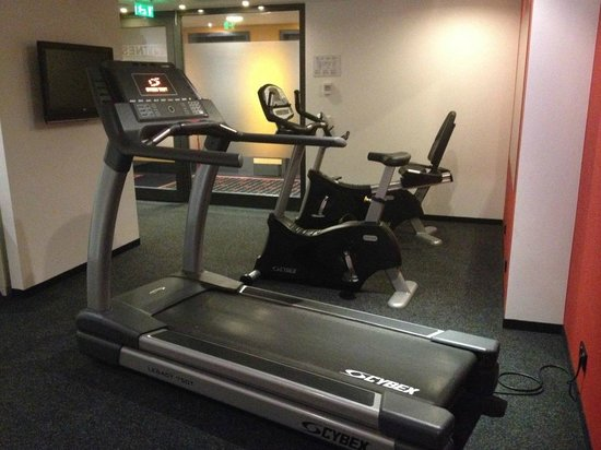 angelo by Vienna House Bucharest: Fitness room 2