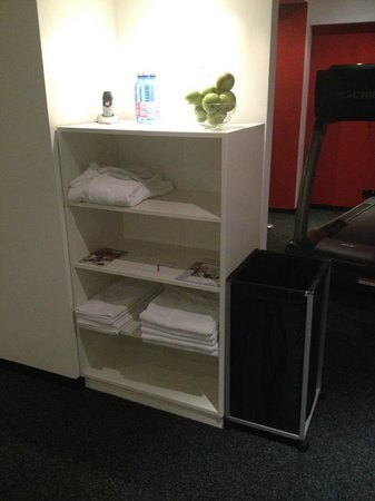 angelo by Vienna House Bucharest: Fitness room 3