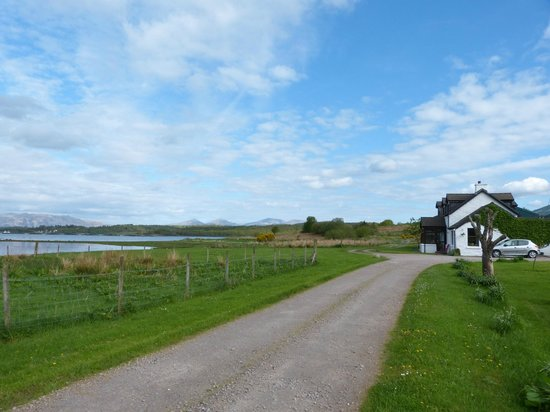 Dalrannoch Farm Bed and Breakfast : Le cadre