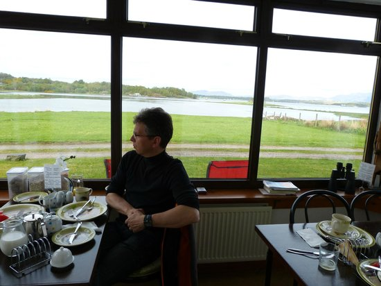 Dalrannoch Farm Bed and Breakfast : La salle de petit déjeuner