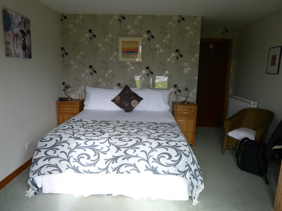 Dalrannoch Farm Bed and Breakfast : Chambre double