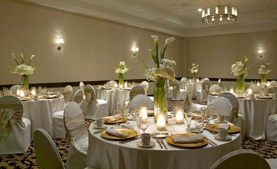 Sheraton Dallas Hotel by the Galleria : Wedding Setting