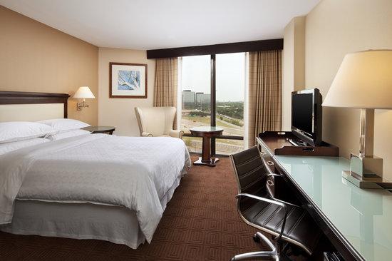 Sheraton Dallas Hotel by the Galleria : Queen Guest Room