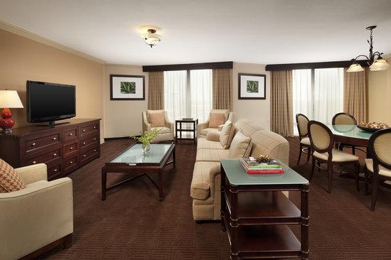 Sheraton Dallas Hotel by the Galleria : Presidential Suite