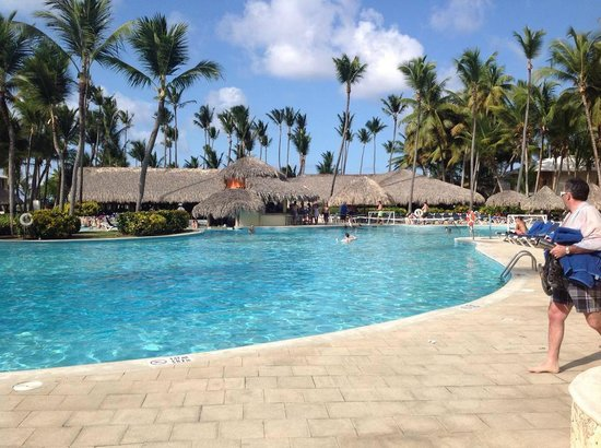 Grand Palladium Bavaro Suites Resort & Spa: pool