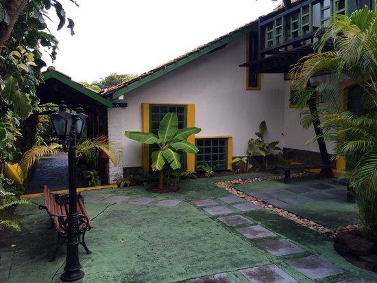 Pousada Paraty Inn: Área em comum