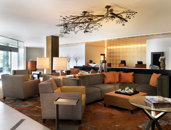 Sheraton Dallas Hotel by the Galleria : Lobby