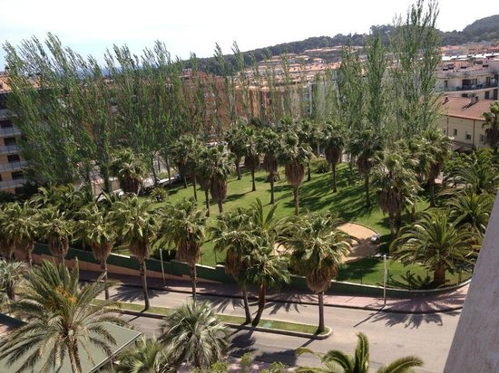 Aparthotel Costa Encantada : Parc
