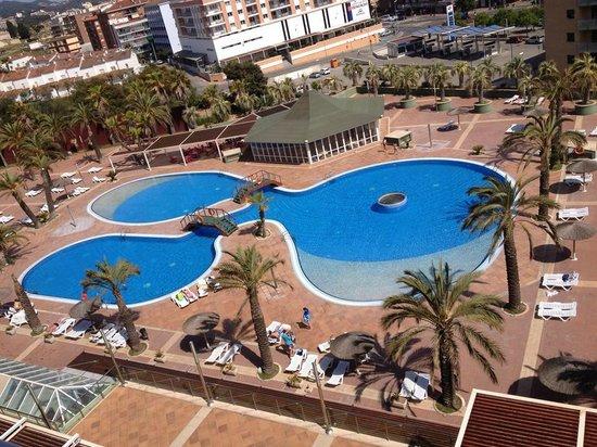 Aparthotel Costa Encantada : Piscines