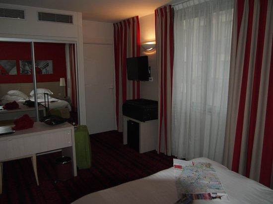 Hotel Le Richemont: Habitación