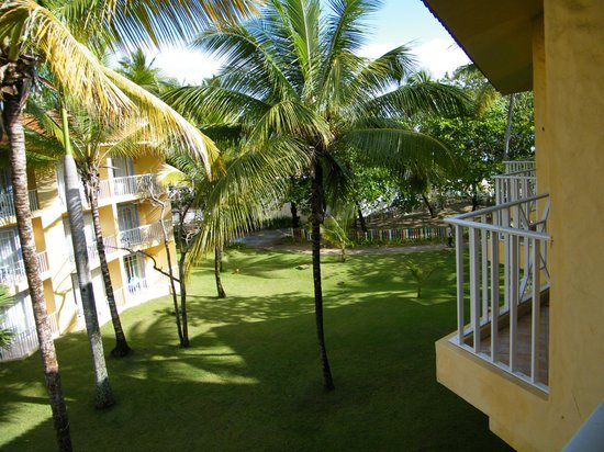 VH Gran Ventana Beach Resort: View from our balcony
