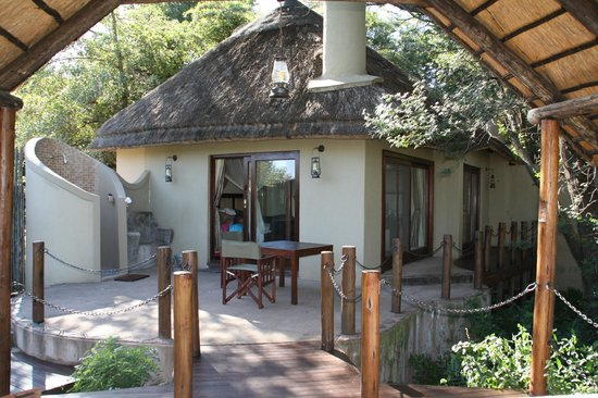 Jock Safari Lodge : Our Lodge