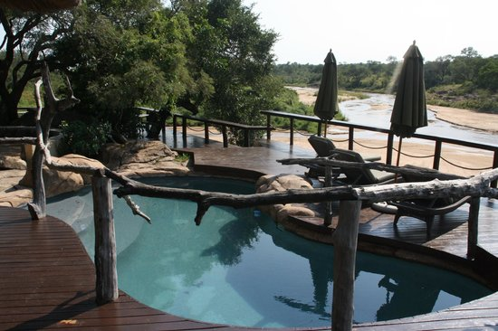 Jock Safari Lodge : Pool