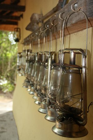 Jock Safari Lodge: Nice details around the lodge