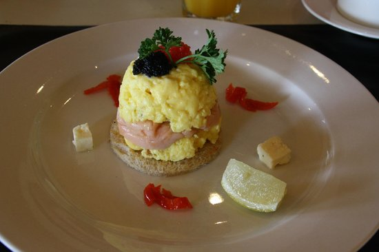 Jock Safari Lodge: Amazing Breakfast